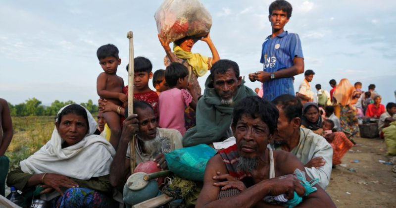 Contraception offered in Rohingya Camps