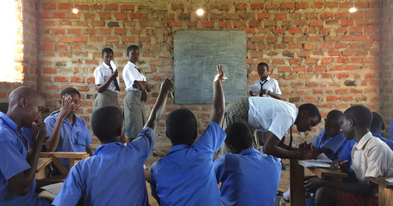 Let's Talk About Sex: Peer-Led Comprehensive Sexuality Education in Rural Kenya
