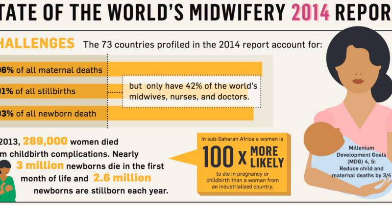 Combating Maternal Mortality with Midwives