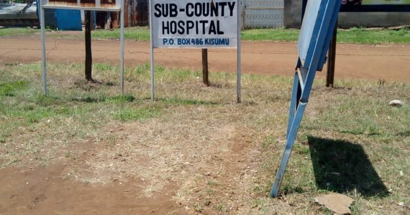 Notes from the Field: Equipping Kenya County Health Facilities Remains a Challenge