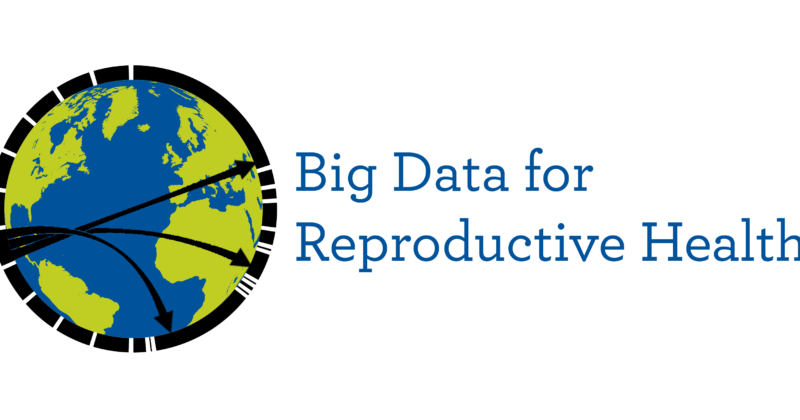 Big Data for Reproductive Health Team Goes to DC!