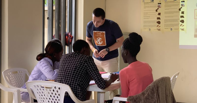 mSaada User Testing with Community Health Volunteers in Kisumu Kenya