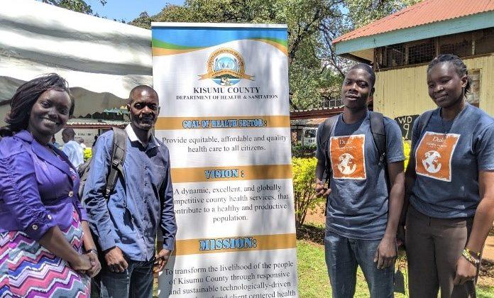 HPV Vaccine Launch in Kisumu, Kenya